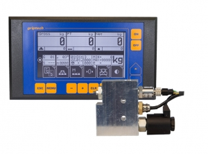 TC2000-S First hydraulic weighing system for warehouse trucks